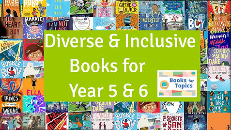 Diverse books for year 5 and year 6.jpg