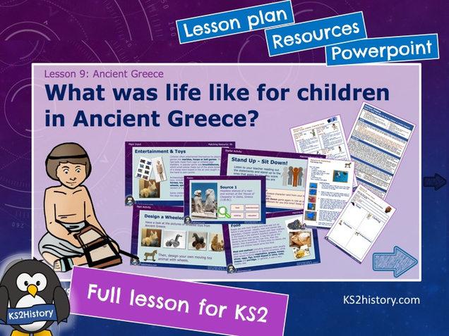 Ancient Greece Lesson 9