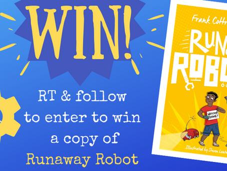Giveaway: Runaway Robot