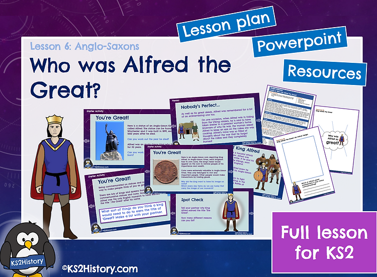 6. Who was Alfred the Great?