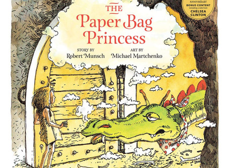 Giveaway: 'The Paper Bag Princess' Turns 40!