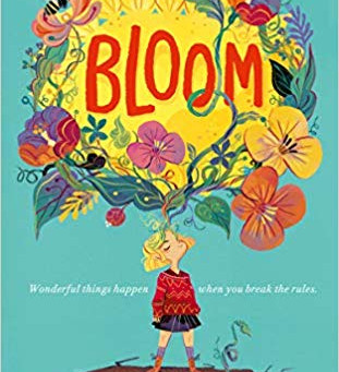 Review, Author Q&A & Giveaway: Bloom / Nicola Skinner