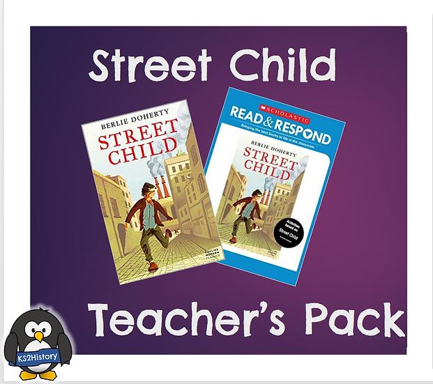Street Child Teacher Pack