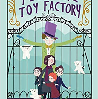 Review: A Most Peculiar Toy Factory