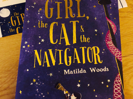 Review: The Girl, The Cat and the Navigator