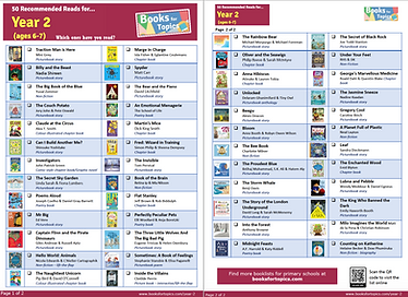 Best books for Year 2