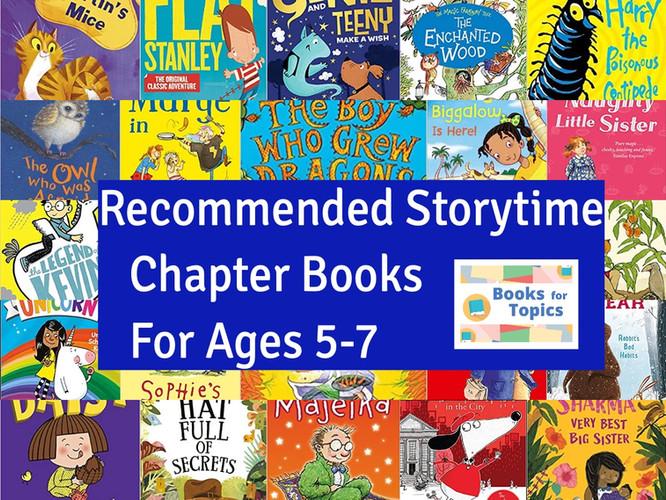 Chapter books for KS1