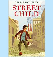 Victorians children's books: street child