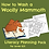 Thumbnail: How to Wash a Woolly Mammoth Book & CD Set
