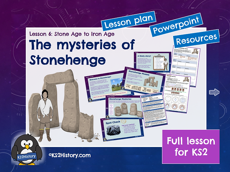 6. Why are there so many mysteries about Stonehenge?