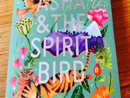 Review: Asha & the Spirit Bird
