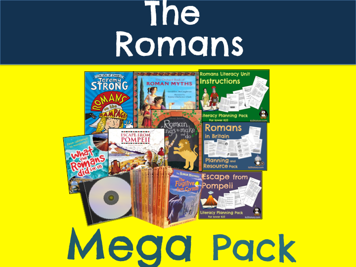 The Romans Mega Pack