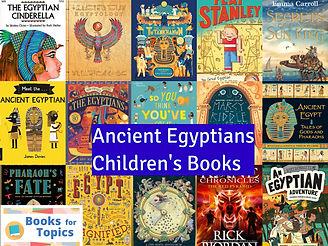 Best children's books about Ancient Egypt