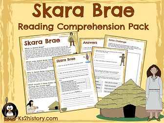 Skara Brae Reading Pack