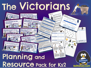 Victorians Planning Pack