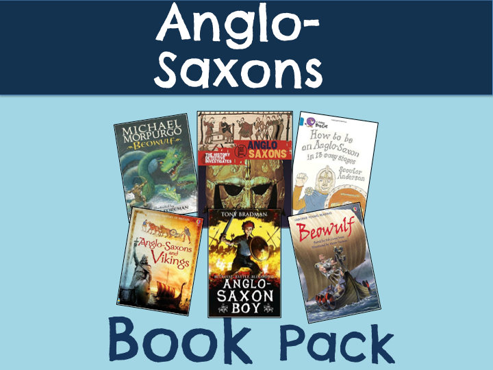 Anglo-Saxons Book Pack
