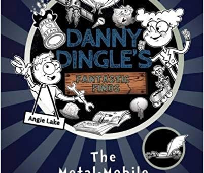Review: Danny Dingle's Fantastic Finds – The Metal-Mobile