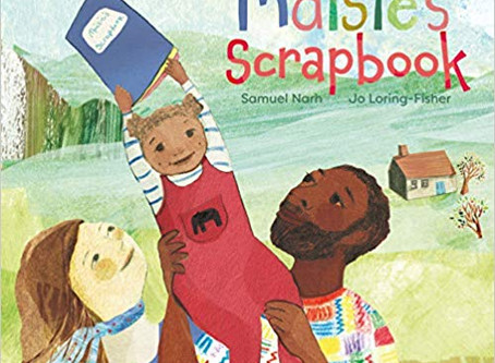 Review: Maisie's Scrapbook