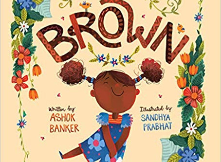 Blog Tour, Review & Author Blog: I Am Brown / Ashok Banker