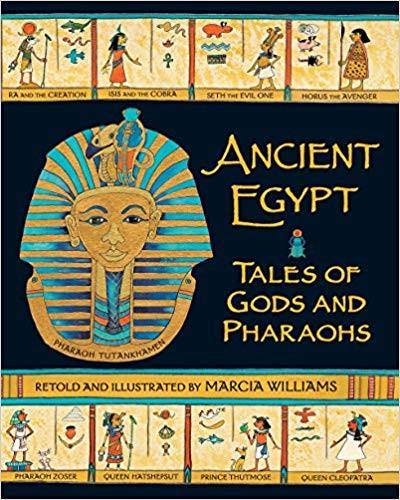 Ancient Egypt: Tales of Gods and Pharaoh