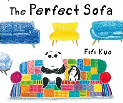 Review & Giveaway: The Perfect Sofa