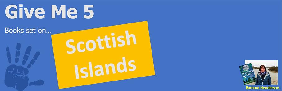 Books set on the Scottish Islands