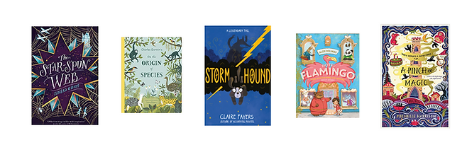 Feb 2019 Books of the Month