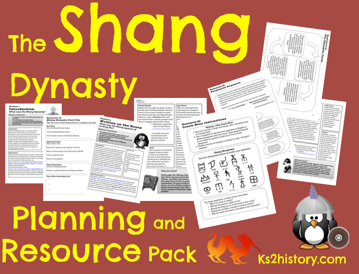 The Shang Dynasty Resource Pack (Download)