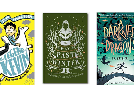 Ones to Watch: New Children's Books for Autumn 2018