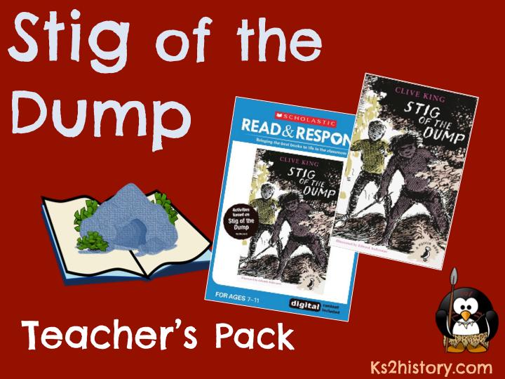 Stig of the Dump Teacher's Pack