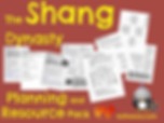 Shang Dynasty Planning
