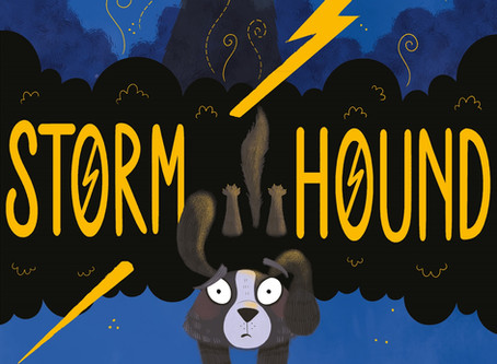 Review & Giveaway: Storm Hound
