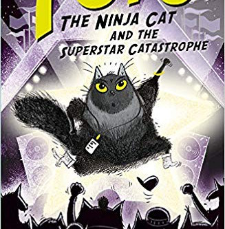 Review: Toto the Ninja Cat and the Superstar Catastrophe