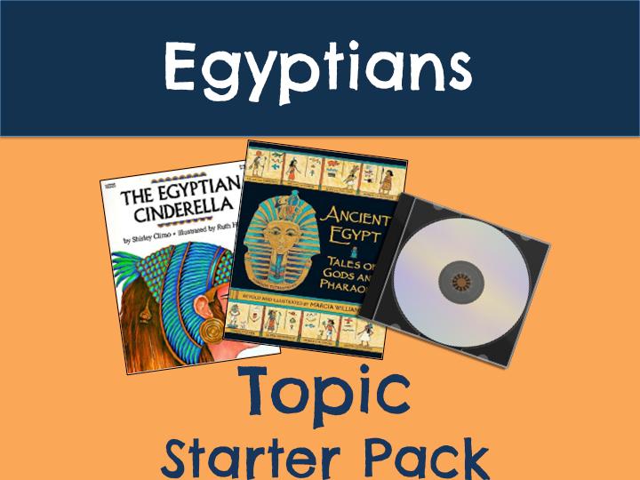 Egyptians Topic Starter Pack