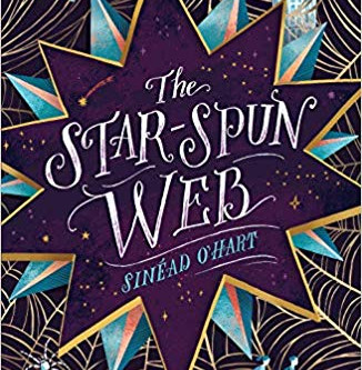Review & Guest Post: The Star-Spun Web