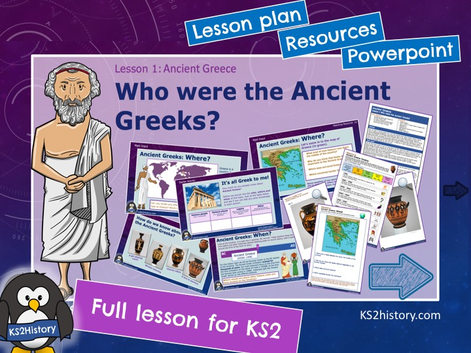 Ancient Greece Lesson 1