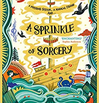 Review: A Sprinkle of Sorcery