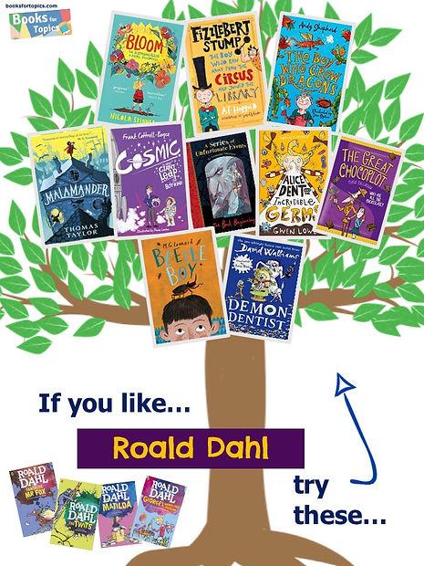 Books similar to Roald Dahl.jpg