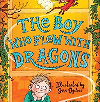 Review & Extract: The Boy Who Flew With Dragons