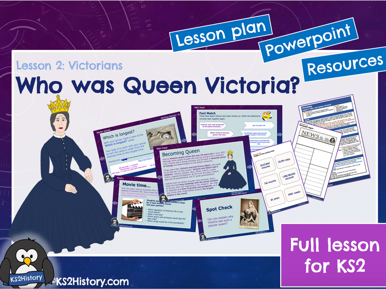 Victorian lessons for KS2