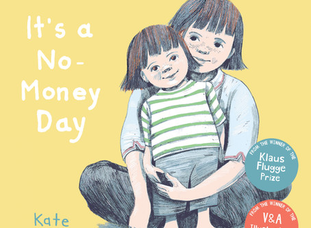 Review & Author Q&A: Kate Milner / It's a No Money Day