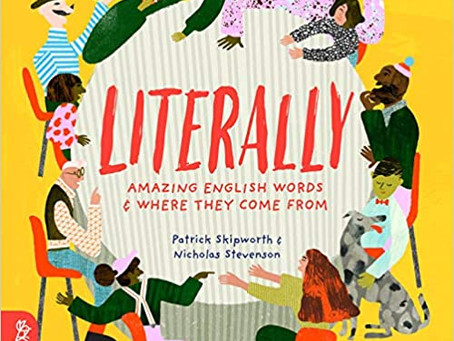 Review & Author Blog: Literally / Patrick Skipworth
