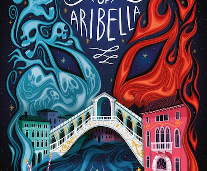 Blog Tour: The Mask of Aribella