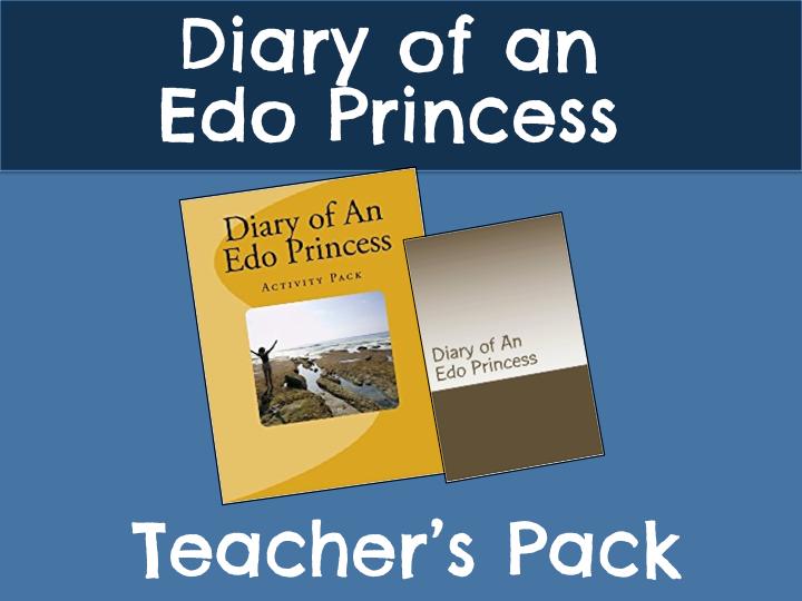Diary of an Edo Princess Teacher's Pack