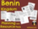 Benin Planning Pack