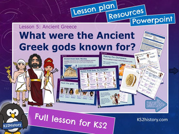 Ancient Greece Lesson 5