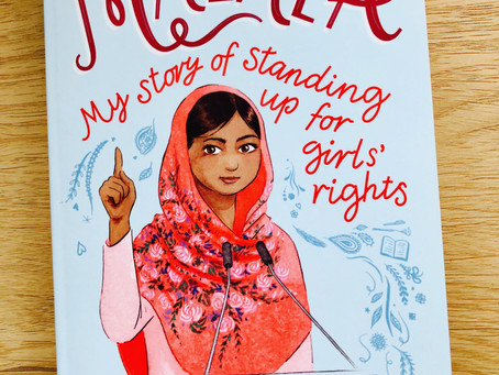 Review: Malala - My Story of Standing Up for Girls' Rights