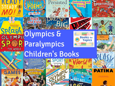 Olympics & Paralympics Booklist