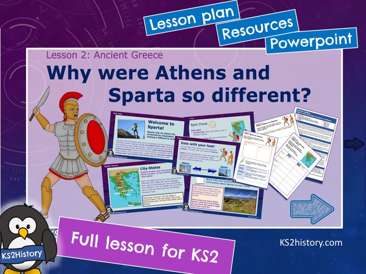 Why were Athens and Sparta so different?