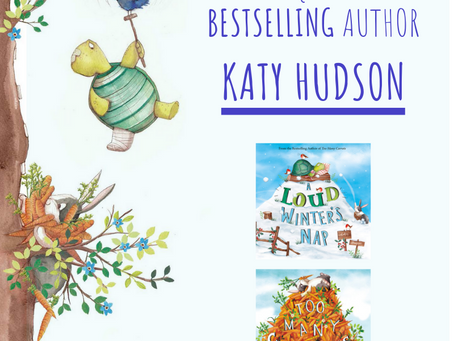 WIN: An Author Skype Session with Katy Hudson